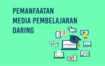 Pemanfaatan Media Pembelajaran Daring Untuk Pembelajaran Jarak Jauh